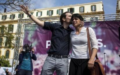 """PODEMOS: """"doce mil personas llenarán el Velódromo de Dos Hermanas"""" en su acto de cierre de campaña andaluza"""