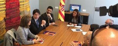 SCC se despierta un año después y se da cuenta de la existencia de símbolos separatistas en Cataluña - copia