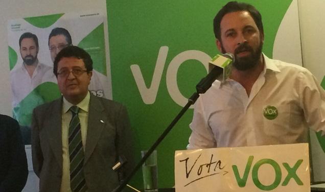 VOX concluye su campaña andaluza con el objetivo de tener representación parlamentaria este domingo - copia