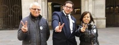VOX presenta al escritor y director Juan Carlos Barbé como candidato a la alcaldía de Gerona. - copia