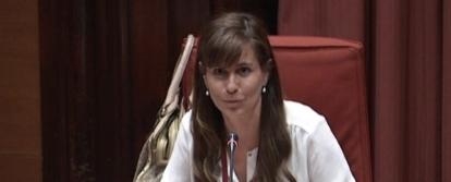 Álvarez asegura que el PP la traicionó y reitera que Alicia S. Camacho ha mentido y es con el PSOE, autores de la grabación del CD.. - copia