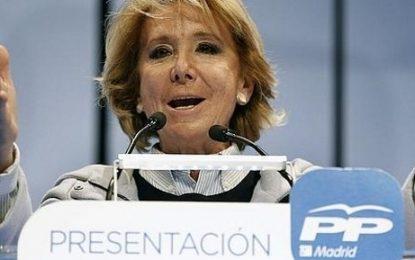 La Portavoz del PP en Madrid apuesta por la unión de PP-Ciudadanos en un solo partido de Derecha