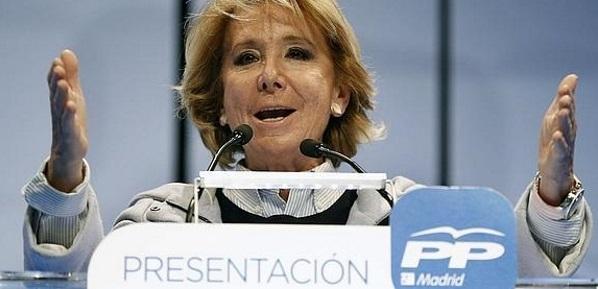 Aguirre el PP debería aceptar que Cataluña es una Nación con Pleno Derecho, votar contra el estatuto, era un error - copia
