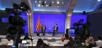 Artur Mas España no podrá impedir que la gente vaya a las urnas el 27-S votar sobre el futuro político de Cataluña.