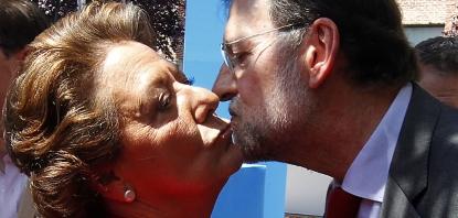 Así tiró por las ventanas la alcaldesa del PP Rita Barberá más de 80.000 euros en hoteles y 40.000 en restaurantes