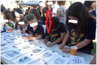 CCV La Escuela Valenciana intenta dar la vuelta al asunto del adoctrinamiento de menores para ir de víctima en Valencia . - copia