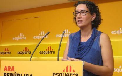 """ERC: El referéndum es imparable, """"ningún Estado puede permitirse el lujo de represión infinita"""""""
