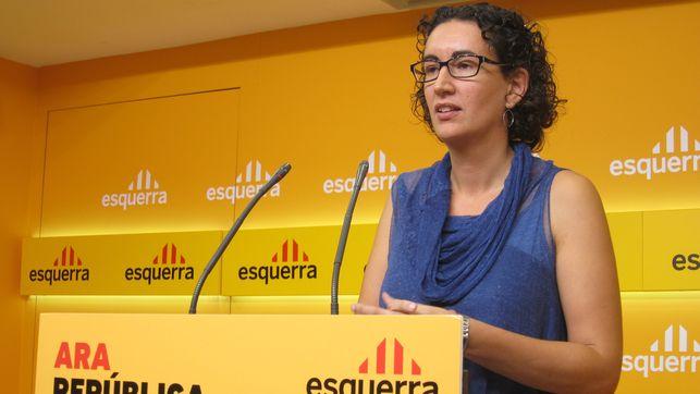 Marta Rovira Vergés, secretaria de ERC
