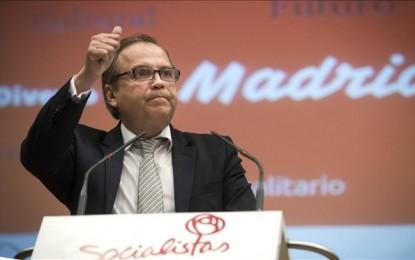 """Carmona del PSOE: los separatistas """"tendrán que pasar sobre mi cadáver"""" ante de destruir España"""