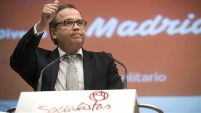 Carmona del PSOE los separatistas tendrán que pasar sobre mi cadáver ante de destruir España - copia