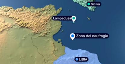 Cerca de 700 inmigrantes desaparecidos en el Mediterráneo tras naufragar un pesquero. - copia