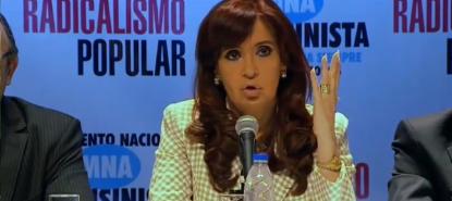Cristina de Kirchner Hoy está preso por lavado de dinero negro Rato del PP que decía cómo manejar la economía..