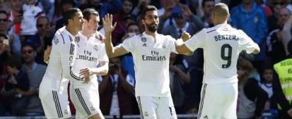 El Domingo Santo Blanco,  Real Madrid inicia la 'operación remontada' con un vapuleo histórico, 9-1 .