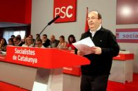 El PSOE catalán celebra el sentido común de UDC en rechazar la DUI y reclamar la fractura de España en un referéndum acorda - copia
