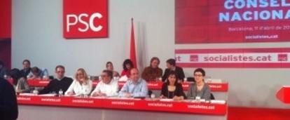 El PSOE catalán celebra el sentido común de UDC en rechazar la DUI y reclamar la fractura de España en un referéndum acordado