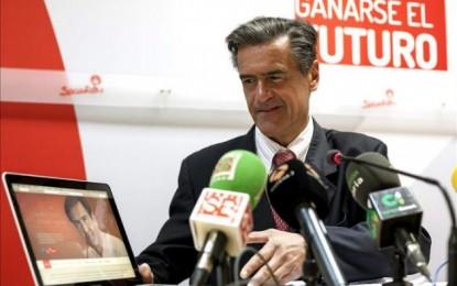 El PSOE suspende de militancia a López Aguilar tras ser acusado de maltrato a su exmujer
