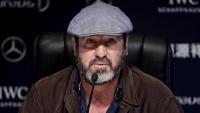 El catalanista antiespañol, Eric Cantona