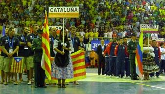 Expulsada la selección separatista antiespañola de Cataluña por agitación de ideas racistas contra España..