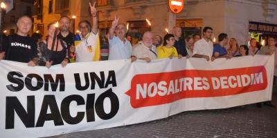 Federación Gitana de Cataluña pide movilizarse para exigir lo que queremos, independencia de Cataluñ