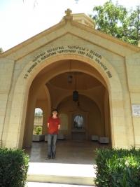 Fernando Vaquero 24 de abril de 2015, centenario del genocidio armenio, fecha que no puede olvidarse..