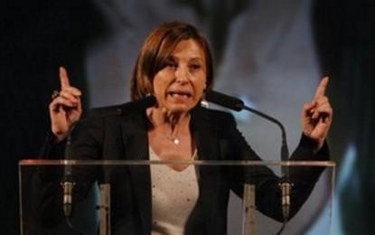 Forcadell abandona (ANC) asegurando que ha hecho un daño imparable a España, tras 3 años fomentando el odio