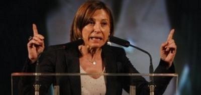Forcadell abandona (ANC) asegurando que ha hecho un daño imparable a España, tras 3 años fomentando el odio - copia