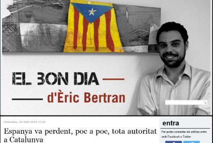 Fundació Nous Catalán, vinculada al terrorismo yihadista España va perdiendo autoridad en Cataluña - copia