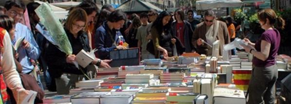 Guía para no perderse en el Día y en la Noche de Libros en Barcelona y en la Capital de España, Madrid - copia