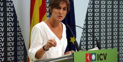ICV se desmarca del preacuerdo de hoja de ruta separatista y pone en duda el 27-S como mandato democrático - copia