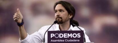 Iglesias se felicita por la victoria de Podemos ante la querella inconsistente de Manos Limpias contra Podemos - copia