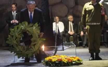 Israel rinde homenaje a los seis millones de judíos que murieron en el Holocausto, hace más de 70 años - copia