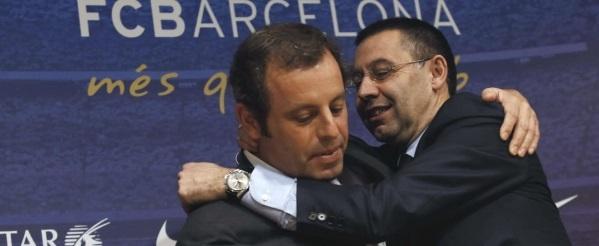 La Abogacía del Estado pide 2 años para el separatista Bartomeu y 6 para Rosell en el caso Neymar - copia