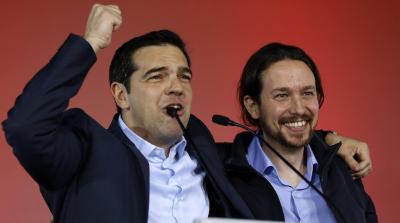 La buena gestión económica del nuevo gobierno griego tiene sus primeros frutos, Grecia paga 500 millones de su deuda - copia