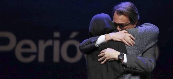 La monja que dio el abrazo de Judas a Cataluña contra España critica a su cómplice Esperanza Aguirre - copia