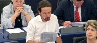 Pablo Iglesias lleva a la Comisión Europea la inquietud ciudadana por la privacidad de datos personales en Facebook