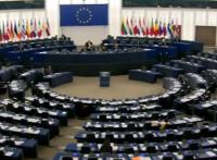 .Pablo Iglesias lleva al Parlamento Europeo la indignación por el caso de Rodrigo Rato vinculado con Luis de Guindos