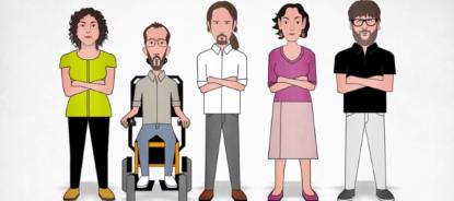 Podemos lanza IMPULSA, un proyecto de emprendimiento con donaciones de cargos electos de Podemos