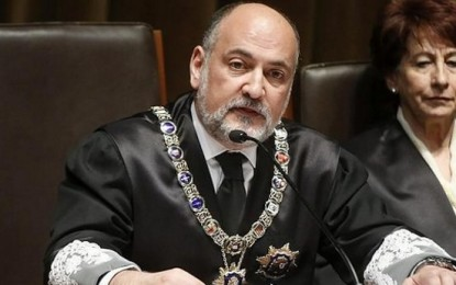 Presidente del TC, propuesto por el PP, no ve insensato reformar C.E. y asegura que Mas es un delincuente
