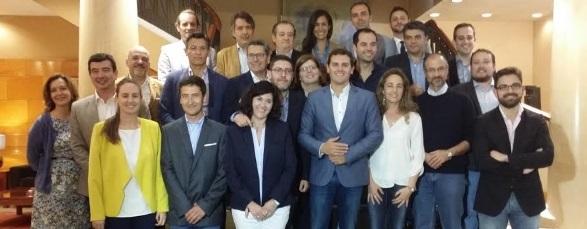 Rivera El objetivo de Ciudadanos es estar presente en todos los Parlamentos y ayuntamientos de España - copia