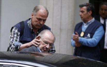 Rodrigo Rato, que nombró Rajoy en la era de Esperanza Aguirre,  detenido por presuntos delitos de fraude y blanqueo de capitales