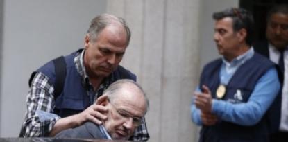 Rodrigo Rato, que nombró Rajoy en la era de Esperanza Aguirre,  detenido por presuntos delitos de fraude y blanqueo de capitales - copia