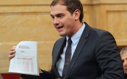 """Rivera:  """"Señor Mas, explique si su Gobierno se reunió con"""" el yihadista catalanista marroquí, Ziani, de Fundació Nous Catalans"""