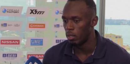 Usain Bolt quiere un lugar en la historia al lado del boxeador Mohammed Alí y del golfista Tiger Woods. - copia