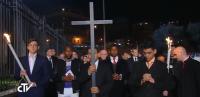 Vídeo completo del 'Camino de Cruz' 2015 del 'Viernes Santo' presidido por el Papa Francisco anoch.e