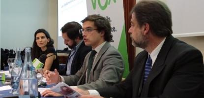 .VOX apuesta por la recuperación para el Estado de las competencias de Educación y potenciar el español como lengua vehicular