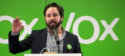 VOX presenta mañana su documento 'Impuestos Los Justos, 100 Propuestas Fiscales Para España - copia
