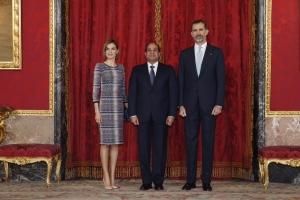 Visita Oficial de Su Excelencia el Presidente de la República Árabe de Egipto, Abdel Fattah Al-Sisi