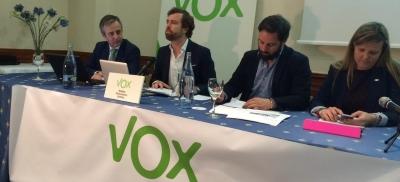 Vox propone eliminara Impuestos de Patrimonio, Sucesiones y Donaciones en toda España en su documento fiscal,,