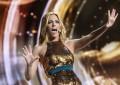 Edurne, con otro vestido en su segundo ensayo de Eurovisión 2015