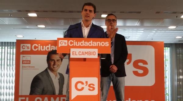 20150525-Rueda de prensa resultados elecciones 2